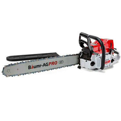 BAUMR-AG Commercial Petrol Chainsaw