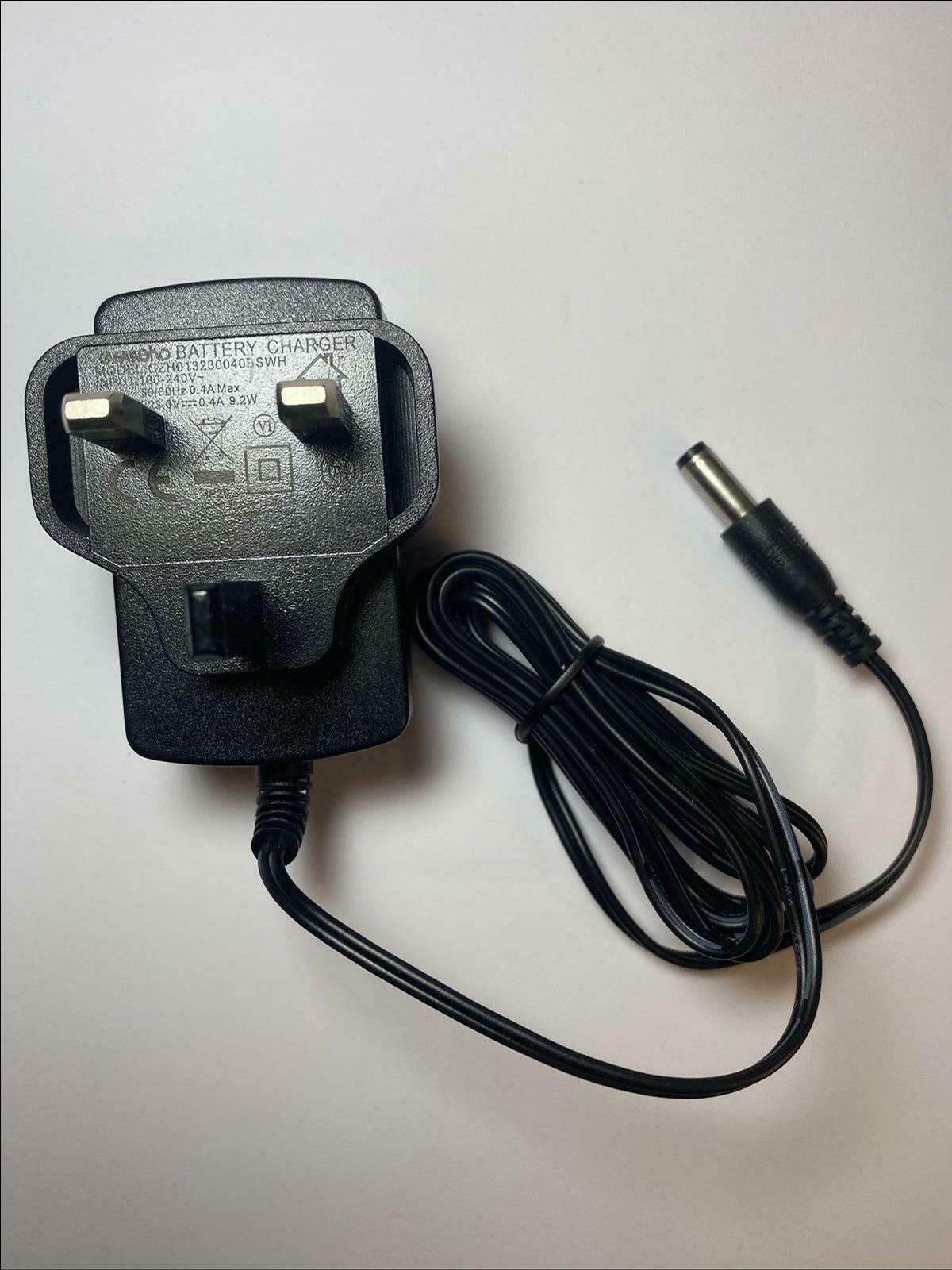 Replacement Charger for Qualcast Rechargeable Li-ion battery B0P-SP02-20-15B
