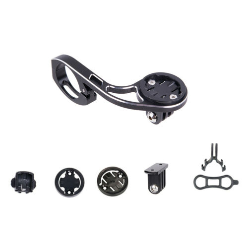 GPS Bike Computer Mount for Garmin Edge 830//820//530//520//Byton Rider//Cateye New