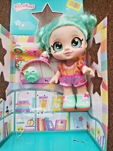 Kindi Kids Snack Time Friends Pre school 10 in (environ 25.40 cm) poupée Peppa-Comme neuf-Box