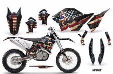 KTM Graphic Kit AMR Racing Bike Decal C5 SX,XC,XCW,XCFW Decal MX Part 07-11 WW2