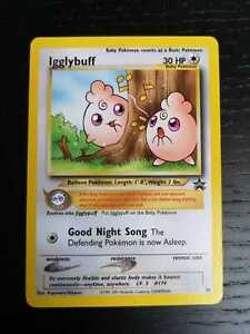 Pokemon-Wizards-Black-Star-Promo-Igglybuff-36-Promo-NM-Mint-condition