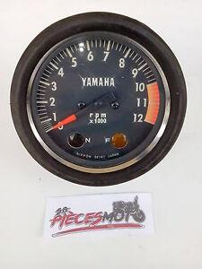 Compte-tour-Compteur-Tableau-de-bord-YAMAHA-125-AS3-AS-3-RS