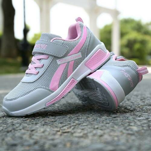 Kids Boys Casual Running Athletic Sneakers Childrens Girls Sports Trainers Shoes
