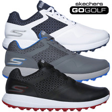 SKECHERS GO GOLF COMFORT MAX SPIKELESS Dri-Lex® GOLF SHOES / ALL COLOURS & SIZES