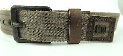 Capace Diesel Cintura Da Uomo Birigo Cintura Jeans Cintura Uomo Pantaloni Uomini Belt Nuovo #63-mostra Il Titolo Originale Imballaggio Di Marca Nominata