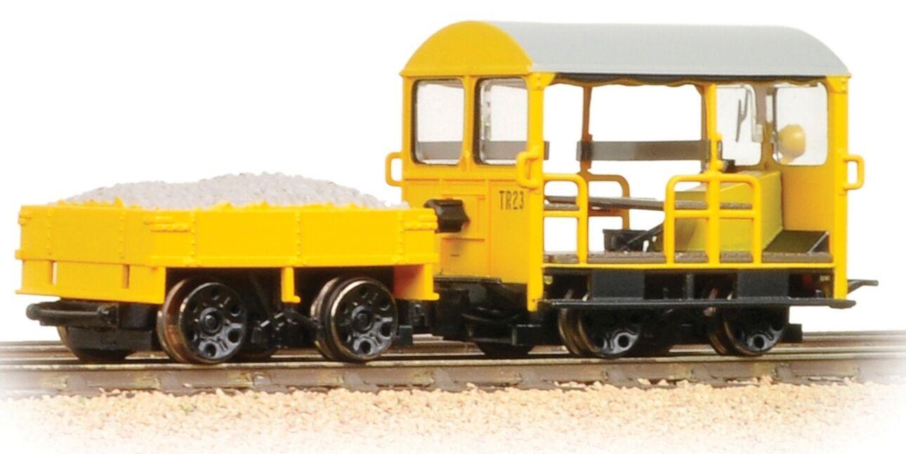 Bachuomon 32992 draisine Wickham Type 27 TROLLEY auto BR traccia 00