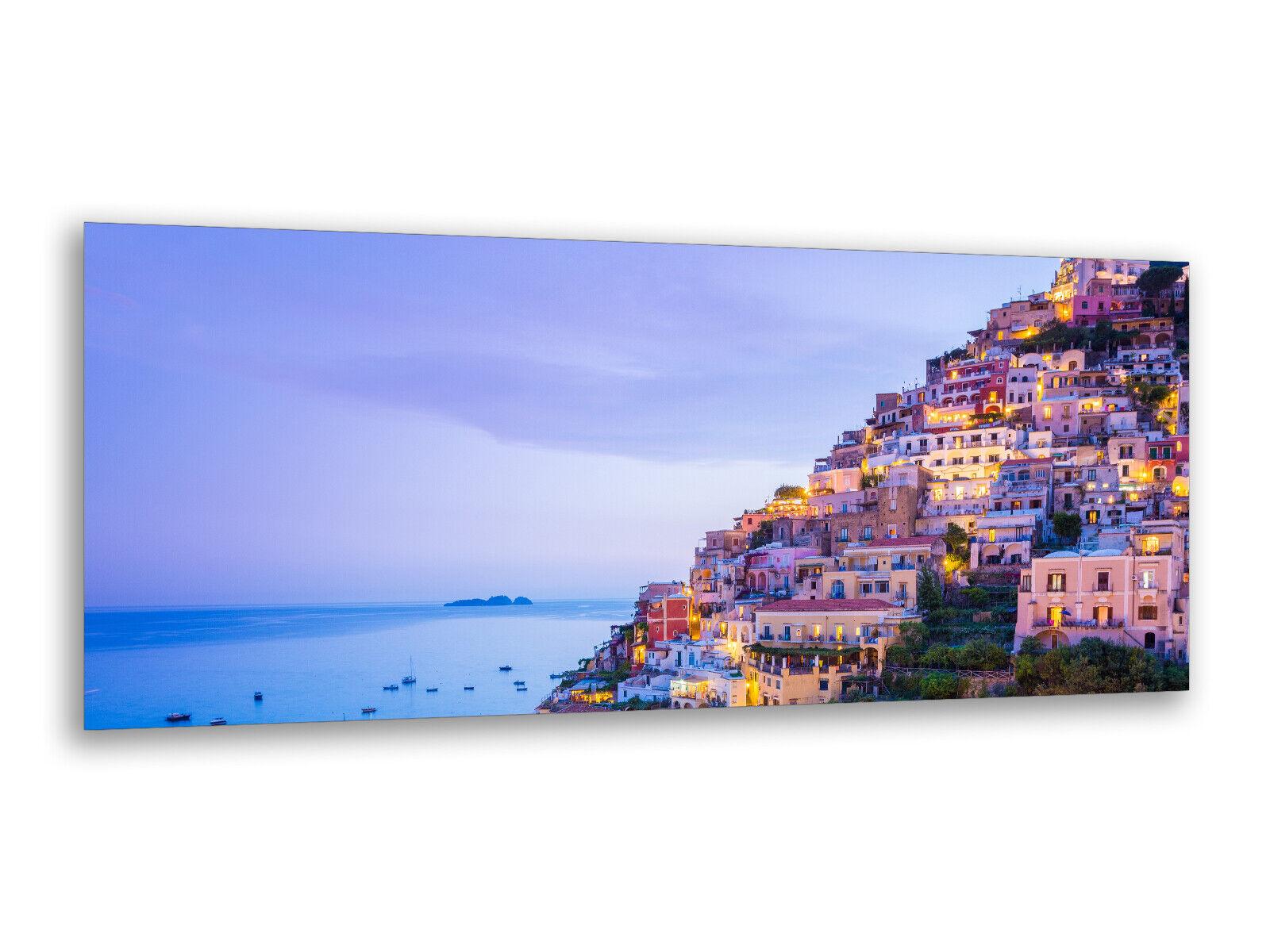 Photos de peintures murales 125 x 50 cm Santorin nuit ag312502793