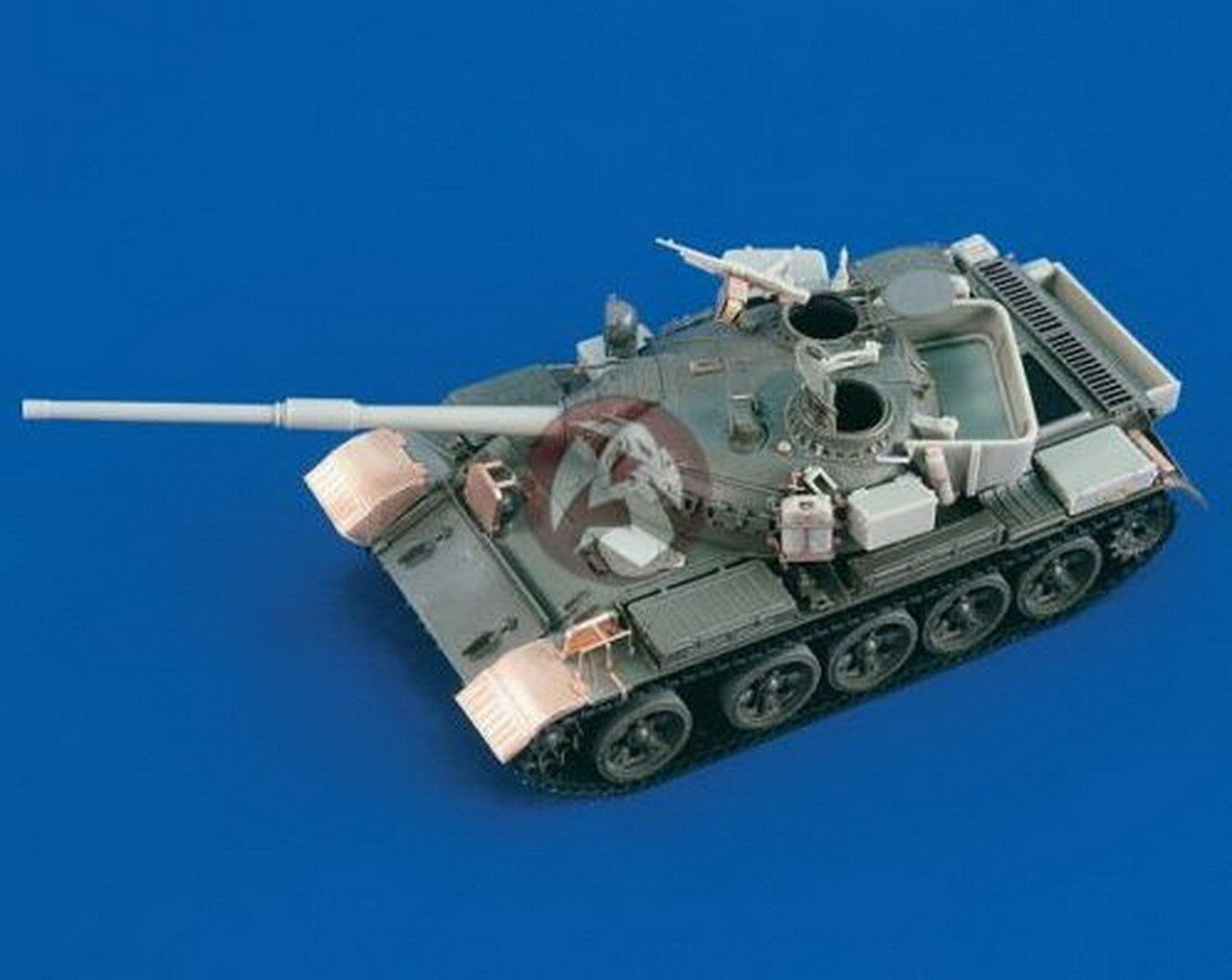 Verlinden 1 35 VP 1945 modelparts for the IDF TI 55 for the Tamiya Model