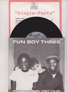 Fun-Boy-Three-The-Tunnel-Of-Love-The-Lunacy-Legacy-Promo-Beilage
