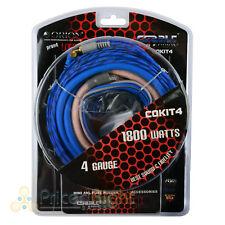 Cobalt ORION Complete Amplifier Kit 4 Gauge COKIT4
