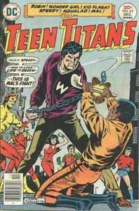 Teen-Titans-1966-series-45-in-Very-Fine-condition-DC-comics-64