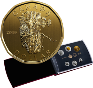 2019 Specimen Proof Like $2 Coin from Set