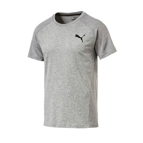 e72a58d86b3c PUMA Evostripe Move Men s T-shirt Grey 52-54