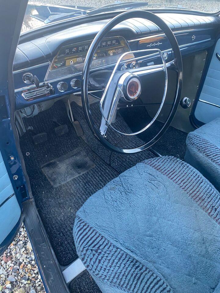 Volvo PV544, 1,8, Benzin