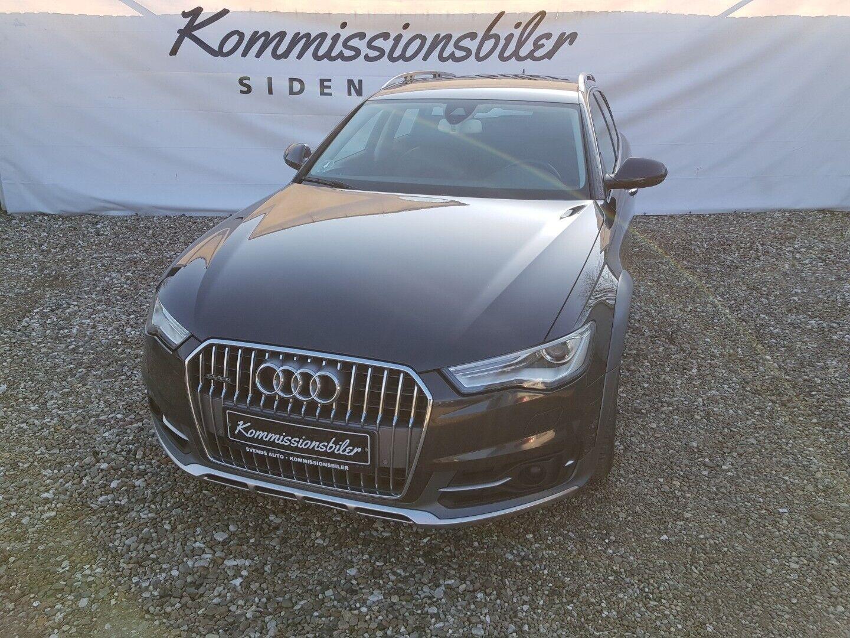Audi A6 allroad 3,0 TDi 218 quattro S-tr. 5d - 419.900 kr.