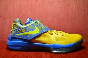 CLEAN 2012 Nike Zoom KD IV 4 Scoring Title KEVIN DURANT 473679 703 ... a8ad15a11