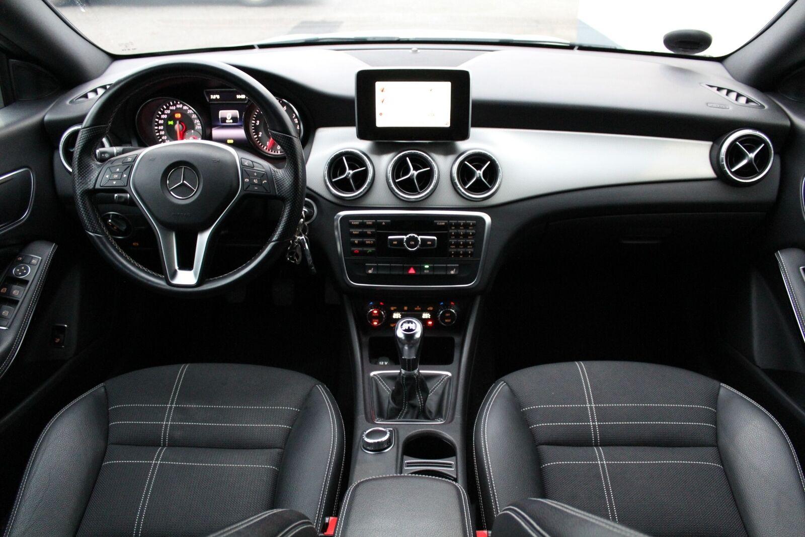 Mercedes CLA200 1,6 Urban - billede 8