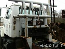 Braden Winch 45000lbs Ms20-het 1l Worm Gear and Worm for