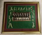 Don Bradman Invincibles Framed Limited Edition Print signed and Numbered