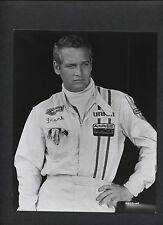 PAUL NEWMAN IN NASCAR RACING SUIT - 1969 WINNING