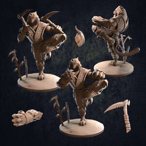 Kai Catfolk Monk D D Pathfinder Tabletop Rpg Miniature Tabaxi Ebay Download files and build them with your 3d printer, laser cutter, or cnc. details about kai catfolk monk d d pathfinder tabletop rpg miniature tabaxi