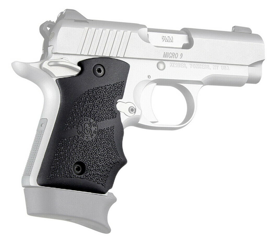 Kimber Micro Carry 380 Auto Micro 9 Black Slash Burn G10 Grips with without Ambi