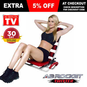 AB-Twister-Abdominal-Crunch-Home-Gym-Exercise-Workout-Fitness-Machine-Was-50