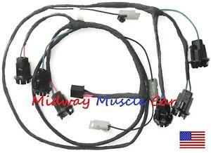 rear body tail light wiring harness 63 64 Pontiac Bonneville | eBay | Pontiac Wiring Harness Ebay |  | eBay