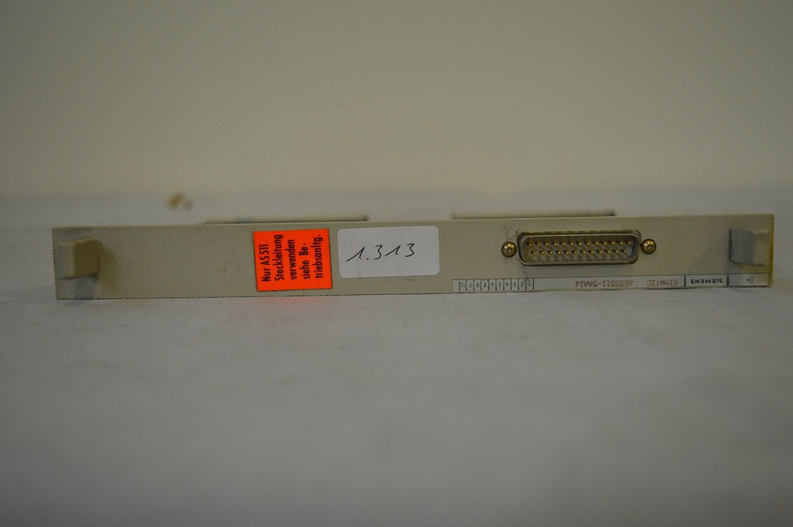 Siemens SIMATIC S5 Anschaltung (No.  6ES5511-5AA14) (1.313)