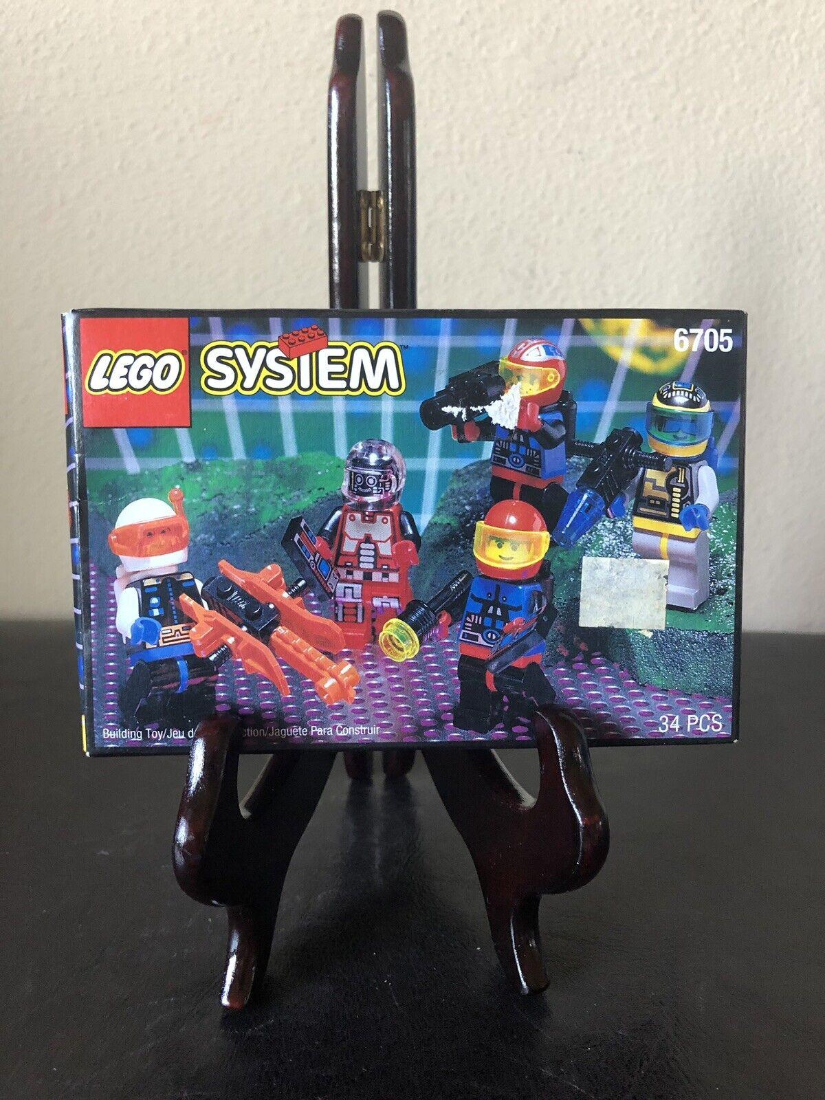 SUPER RARE SEALED  Lego 6705 spazio Explorers - 34 Pcs  prendiamo i clienti come nostro dio