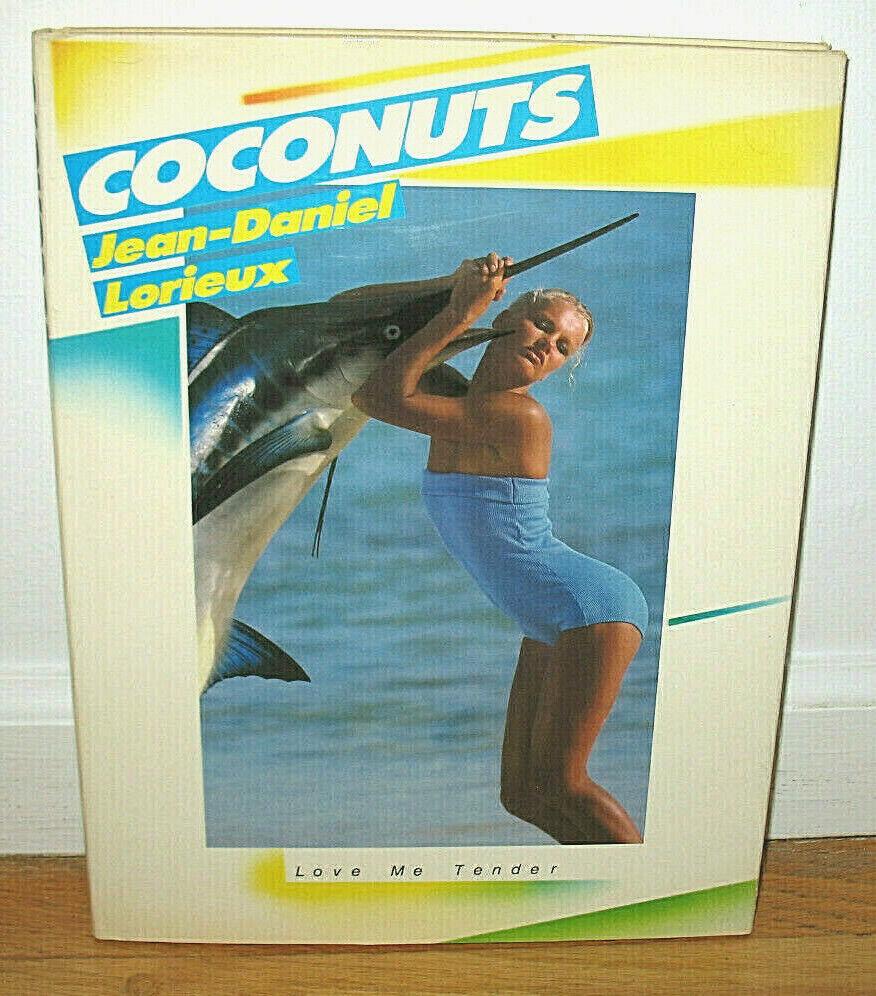 Jean Daniel Lorieux Coconuts Fashion Photography Brooke Shields Swimwear Models 2