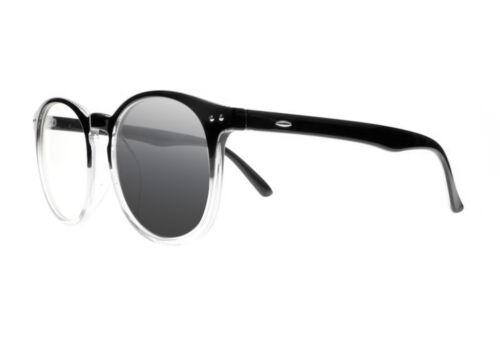 Details about  /Transition Photochromic Bifocal Retro Over Large Reading Glasses UV Sun Reader