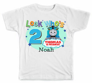 Image Is Loading Personalized Look Who 039 S Thomas The Train