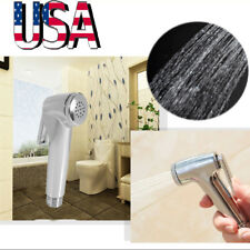 Handheld Toilet Bathroom Bidet Sprayer Shower Head Water Nozzle Sprinkler Clean