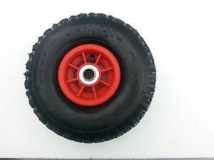 Launching-wheel-Pneumatic-wheels-20mm-bearing-4-10-3-50-4-250mm-width