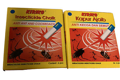Chalk for Cockroach,Ants and Crawling Insects Pesticide Home Repellent Chalk 15g