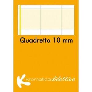 10-QUADERNI-MAXI-COLORATI-PER-DISGRAFIA-DISLESSIA-QUADRETTO-10-MM