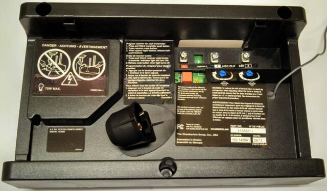 41a5021 I Craftsman Liftmaster Garage Door Opener Receiver Control Board New Oem