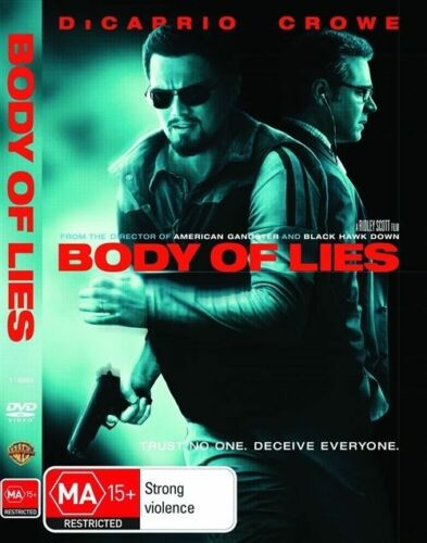 1 of 1 - Body of Lies DVD NEW