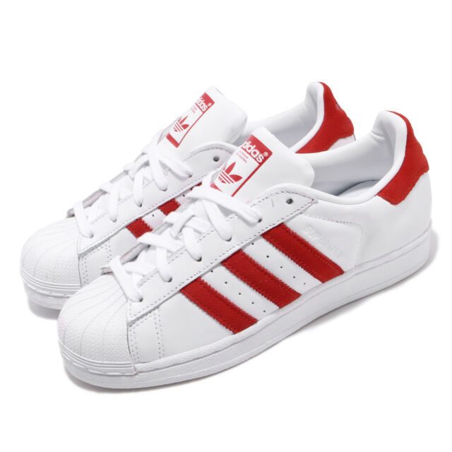 Adidas Shoes For Women Superstar 2 White Red Green,Adidas