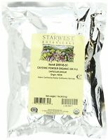 Starwest Botanicals Organic Cayenne Pepper Powder 35k H.u., 1-pound Bag, on sale