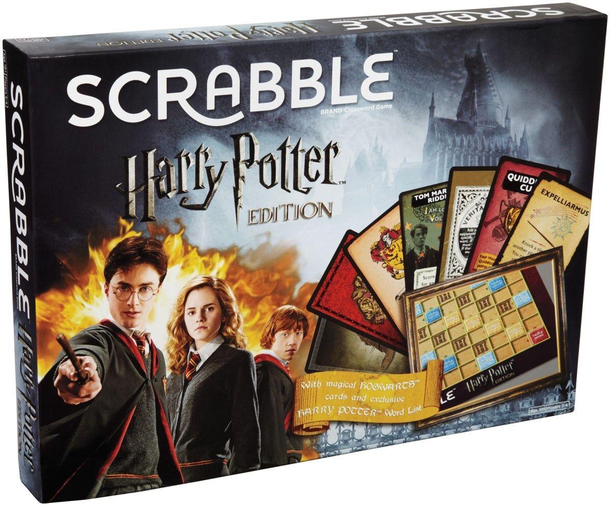 Harry Potter Scrabble™ [Board Game]