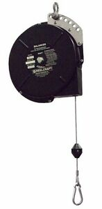 REELCRAFT TB 12 - 8ft. 8.0~12.0 lbs. Tool Balancer, Constant Pull With Cable