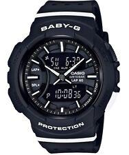 Casio Baby-G * BGA240-1A1 Runner Anadigi Black Watch COD PayPal #crzycod