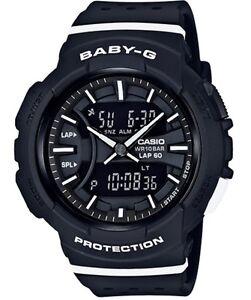Casio-Baby-G-BGA240-1A1-Runner-Anadigi-Black-Watch-COD-PayPal-crzycod