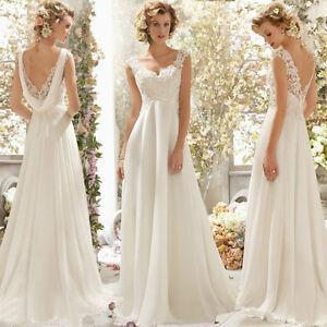Hochzeitskleid-Brautkleid-Kleid-Braut-Ballkleid-Abendkleid-weiss-creme-NEU-BC275