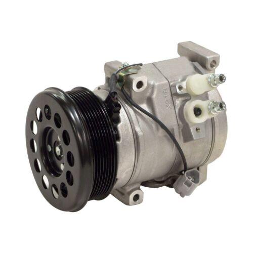 A//C Compressor /& Clutch Denso 471-1413 for Toyota 4Runner FJ Cruiser 4.0 V6