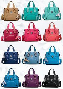 Designer-STYLE-DONNA-LADY-Moda-a-Tracolla-Crossbody-Messenger-Tote-Bag