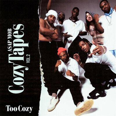 """Asap Mob Cozy Tapes vol.2 Too Cozy Album Poster 12x12 20x20 24x24 27x27 32x32/"""""""